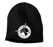 Black knit hat. With FV-Tuna.com