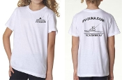 Kids t-shirt with boat logo